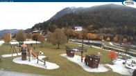 Archived image Webcam Lake Achensee - beach in Achenkirch 02:00