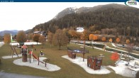 Archived image Webcam Lake Achensee - beach in Achenkirch 12:00