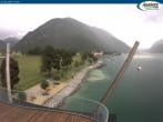 Archiv Foto Webcam Pertisau am Achensee, Hochsteg 16:00
