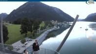 Archiv Foto Webcam Pertisau am Achensee, Hochsteg 14:00