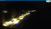 Archived image Webcam Pertisau at Achensee, footbridge 22:00