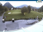 Archiv Foto Webcam Pertisau am Achensee - Golfclub 00:00
