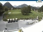 Archiv Foto Webcam Pertisau am Achensee - Golfclub 10:00