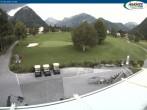 Archiv Foto Webcam Pertisau am Achensee - Golfclub 12:00