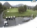 Archiv Foto Webcam Pertisau am Achensee - Golfclub 16:00