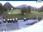 Archiv Foto Webcam Pertisau am Achensee - Golfclub 20:00