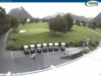 Archiv Foto Webcam Pertisau am Achensee - Golfclub 09:00