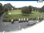 Archiv Foto Webcam Pertisau am Achensee - Golfclub 11:00