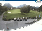 Archiv Foto Webcam Pertisau am Achensee - Golfclub 15:00