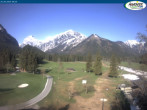 Archiv Foto Webcam Pertisau am Achensee - Karwendeltal 08:00