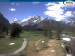 Archiv Foto Webcam Pertisau am Achensee - Karwendeltal 10:00