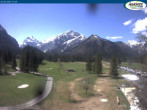 Archiv Foto Webcam Pertisau am Achensee - Karwendeltal 12:00