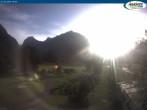 Archiv Foto Webcam Pertisau am Achensee - Karwendeltal 18:00