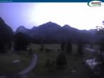 Archiv Foto Webcam Pertisau am Achensee - Karwendeltal 20:00