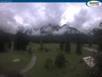 Archiv Foto Webcam Pertisau am Achensee - Karwendeltal 08:00