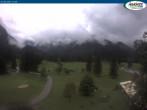 Archiv Foto Webcam Pertisau am Achensee - Karwendeltal 10:00