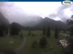 Archiv Foto Webcam Pertisau am Achensee - Karwendeltal 12:00