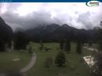 Archiv Foto Webcam Pertisau am Achensee - Karwendeltal 13:00