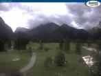 Archiv Foto Webcam Pertisau am Achensee - Karwendeltal 14:00
