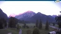 Archiv Foto Webcam Pertisau am Achensee - Karwendeltal 00:00