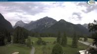 Archiv Foto Webcam Pertisau am Achensee - Karwendeltal 02:00