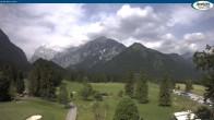 Archiv Foto Webcam Pertisau am Achensee - Karwendeltal 04:00