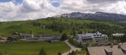 Archiv Foto Webcam Panoramablick Compatsch Seiser Alm 08:00
