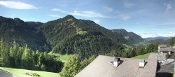 Archived image Webcam Panoramic view Ansitz Jakoberhof St. Ulrich 04:00