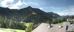 Archived image Webcam Panoramic view Ansitz Jakoberhof St. Ulrich 06:00