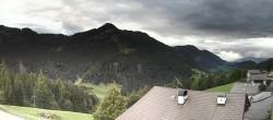 Archived image Webcam Panoramic view Ansitz Jakoberhof St. Ulrich 12:00