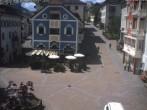 Archiv Foto Webcam St. Ulrich: Dorfzentrum 08:00