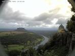 Archiv Foto Webcam Festung Königstein - Friedrichsburg 11:00