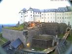 Archiv Foto Webcam Eingangsbereich Festung Königstein 00:00