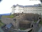 Archiv Foto Webcam Eingangsbereich Festung Königstein 02:00