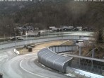Archived image Webcam Bobsled run Koenigssee 07:00