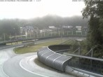 Archived image Webcam Bobsled run Koenigssee 00:00