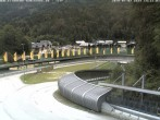 Archived image Webcam Bobsled run Koenigssee 08:00