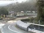 Archiv Foto Webcam Bobbahn mit Blickrichtung Königssee 10:00