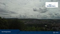 Archived image Webcam View from the Ketterberg to Bad Mergentheim 07:00