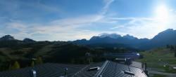 Archived image Webcam Alta Badia Panorama 18:00