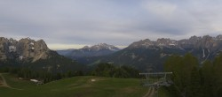 Archiv Foto Webcam Panorama Pozza di Fassa - Buffaure 00:00