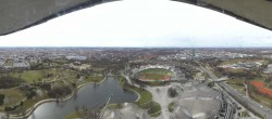 Archived image Webcam View over the Olympic Park Munich 06:00