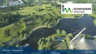 Archiv Foto Webcam München: Blick über den Olympiapark 06:00