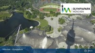 Archiv Foto Webcam München: Blick über den Olympiapark 08:00