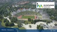 Archiv Foto Webcam München: Blick über den Olympiapark 12:00