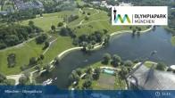 Archiv Foto Webcam München: Blick über den Olympiapark 14:00