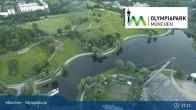 Archiv Foto Webcam München: Blick über den Olympiapark 20:00