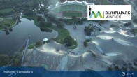 Archived image Webcam View over the Olympic Park Munich 19:00