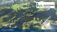Archived image Webcam View over the Olympic Park Munich 03:00