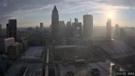 Archived image Webcam Frankfurt: View at the Skyline 02:00